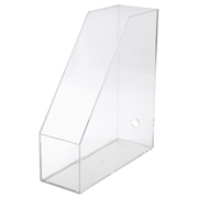Acrylic Stand File Box