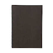 Planting Tree Paper Double Ring Notebook Gry B5 Ruled 48s