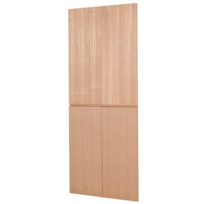 組み合わせて使える木製収納用木扉・ハイタイプ用 ハイタイプ用・4枚組