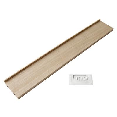 【パーツ】組み合わせて使える木製収納・可動棚・奥行14cm用 奥行14cm用