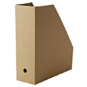 Cardboard Stand File Box 5pcs Set A4