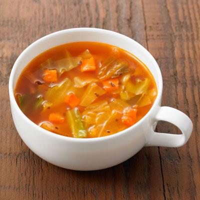 食べるスープ 5種野菜のミネストローネ 4食