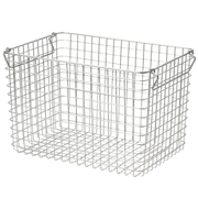18-8stainless Wire Basket 5 37*26*24cm