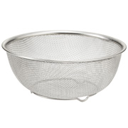 Stainless Steel Mesh Basket L
