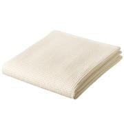 Ind Organic Ct Waffle B/towel Ecru