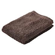 Soft Hand Towel Brown