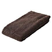Organic Ct Soft F/towel Brn 34x85cm