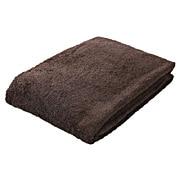 *soft Bath Towel Brown