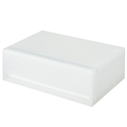 PP CASE DRAWER WIDE SHALLOW 37X26X12CM