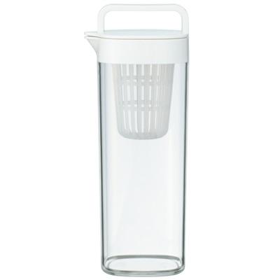 アクリル冷水筒・ドアポケットタイプ 冷水専用約1L