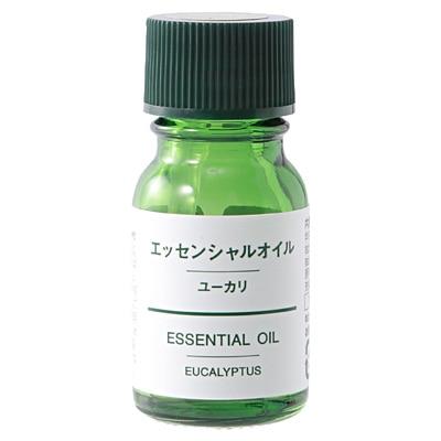 エッセンシャルオイル・ユーカリ (新)10ml