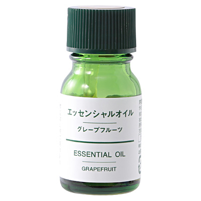 エッセンシャルオイル・グレープフルーツ (新)10ml