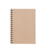 Planting Tree Paper Double Ring Notebook Bg A6 Ruled 48s