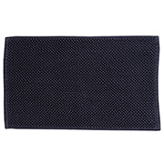 Indian Ct Chenille Bath Mat S Nvy S17