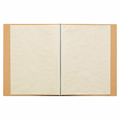 再生紙クリアホルダー/A4・10ポケット・台紙付