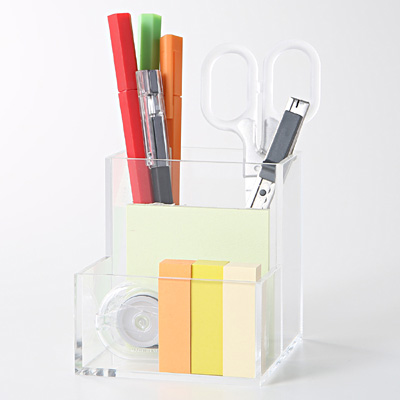 ACRYLIC PEN STAND S