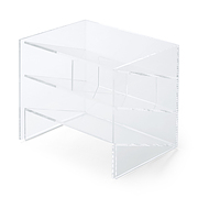 Acrylic Accessories Rack L
