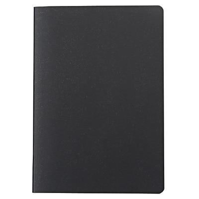 再生紙パスポートメモ ドット方眼・125×88mm・24枚・紺
