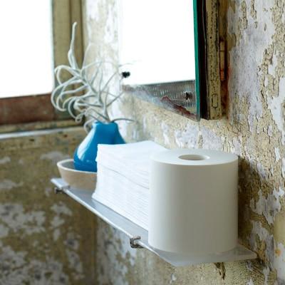 トイレットペーパー型消臭器