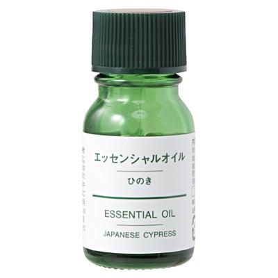 エッセンシャルオイル・ひのき (新)10ml