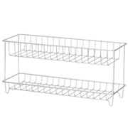 S/s Bottle Rack 2 Tiers A14