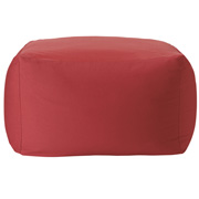 Beads Cushion Cover Scarlet 65x65cm A14