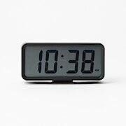 Digital Clock M With Alarm Black