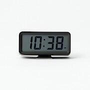 Digital Clock S With Alarm Black
