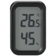 Digital Thermo-hygrometer Black