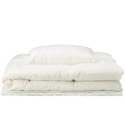 羽毛ふとんセット・ベッド用/シングル シングルサイズセット