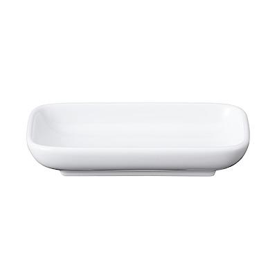 白磁長角皿・小 約11×6.5×高さ2cm