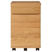 Oak Desk Cabinet