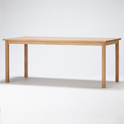 OAK TABLE 180CM