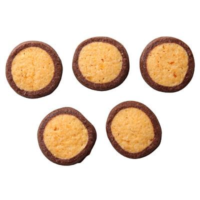 オレンジとショコラのクッキー 60g