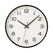 Analog Clock L Black