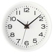 ANALOG CLOCK S WHITE