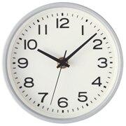 Analog Clock S Silver