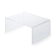 Acrylic Partition Shelf S