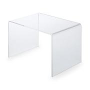 Acrylic Partition Shelf L