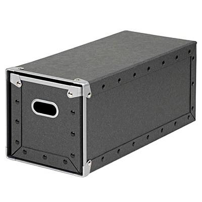 硬質パルプボックス・CD用/約幅15.5×奥行36×高さ16cmの写真