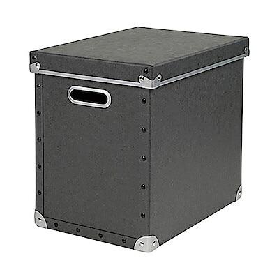 硬質パルプボックス・フタ式/約幅25.5×奥行36×高さ32cmの写真