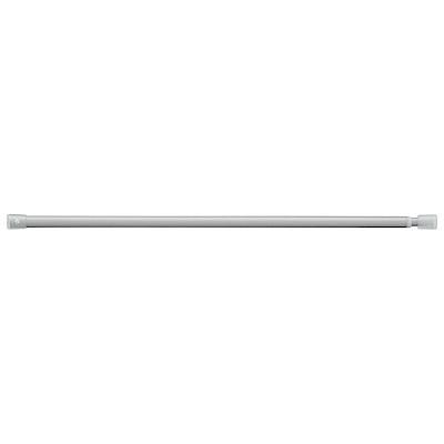 スチールアジャスターポール・細・S/シルバー/45~70cm■外径:1.3cmの写真