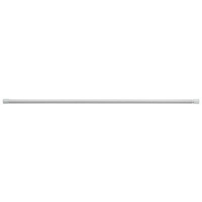 スチールアジャスターポール・太・L/シルバー/120~200cm■外径:2.6cmの写真
