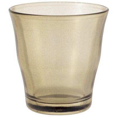 グラス 約200ml アンバー