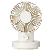 Usb Desk Fan Swing Type White