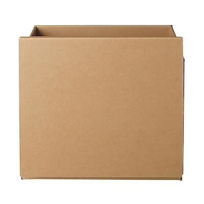 ダンボール引出(パルプボードボックス用) 約幅34×奥行27×高さ34cm