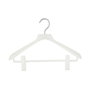 Pp Hanger For Ladies W/pegs 40