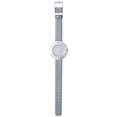 コンパスの時計 レギュラー・グレー