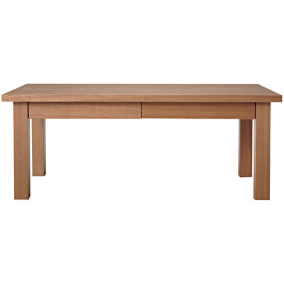 木製ローテーブル3・タモ材/ナチュラル