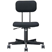 Working Chair Black